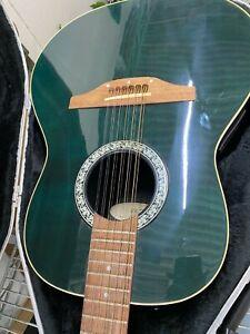 Ovation 1751 Standard Balladeer 12-String Acoustic / Electric Guitar