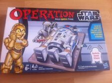 "STAR WARS edition ""Realistic Sound Effects"" Operation Silly skill Game: COMPLETE"