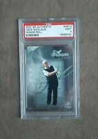 2001 SP Authentic Golf Jack Nicklaus Honor Roll Card #HR13 PSA Graded 9 Mint