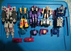 Transformers Power of the Primes Abominus Generations Complete Combiner G1