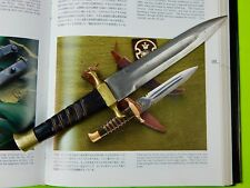 Middle East Ww2 Us Brought Back Fighting Knife Dagger