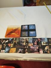 Led Zeppelin Crop Circles 4 Cd set. Perfect condition booklet. Box ,Cd's,