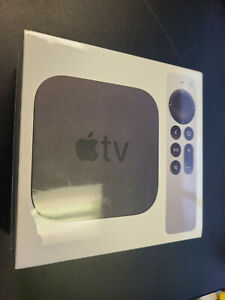 New Sealed Apple TV 4K 64GB 2nd Generation 2021 MXH02LL/A - On Hand