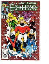 10 Excalibur Marvel Comics # 18 19 20 21 22 23 24 25 26 27 X-Men Galactus BH27