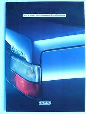 Prospekt Fiat Croma, 4.1988, 38 Seiten