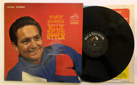 Country Favorites Willie Nelson Style - 1966 US 1st Press (NM) Ultrasonic Clean