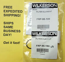 Wilkerson Frp 95 199 Filter Element Witho Ring Free Same Business Day Shipping