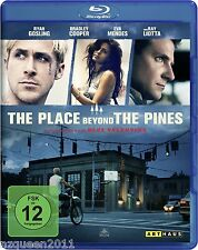 The Place Beyond the Pines [Blu-ray] Ryan Gosling, Bradley Cooper * NEU & OVP *