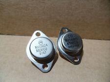 MJ15024+MJ15025 Audiotransistoren