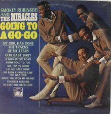 """THE MIRACLES~""""GOING TO A' GO-GO""""~ 1963 U.S.ORIG TAMLA-267 """"VG-/VG""""~LP!!!"""