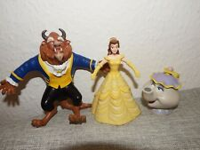 Beauty and the Beast Bend-ems Bendems Just Toys figure toy playset Potts Belle