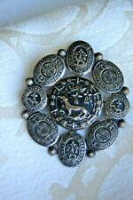 Kelt 1920's Pin Old Bijoux Bretons