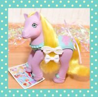 ❤️My Little Pony MLP G1 Vtg 1989 Tip Toes Sweetsteps Sweet Steps Ballerina❤️