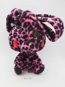 "Gloomy Rabbit A2112 Black Purple Chack CHAX CGP-341 Mascot Taito 6"" Plush Toy"