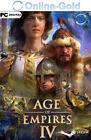 Age of Empires 4 Key - PC Steam Spiel Download Code 2021 - DE/EU