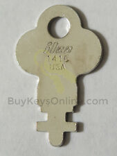 Ilco 1416 key for paper towel dispensers AKA 543, 815, 2173 T83 key, brand new!