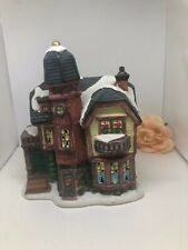 """Christmas Village """"Country Cottage"""" House"""