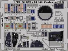 Eduard Zoom SS352 1/72 BAC/EE Canberra PR.9 Airfix