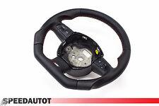 MESSA PUNTO S-LINE piatto Volante multifunz. Volante in pelle Nero AUDI A6 C6
