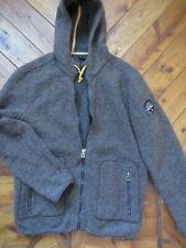 kuschlige Jacke von 1803 Born in the Alps Schratt 44 XL dunkelbraun sehr guter Z