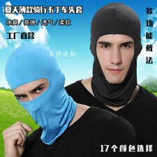 UV Protection Windproof Breathable Balaclava Face Mask Hiking for Men Women US