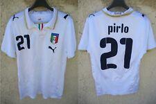 Maillot ITALIE ITALIA ITALY maglia shirt vintage Euro 2008 PIRLO n°21 PUMA away