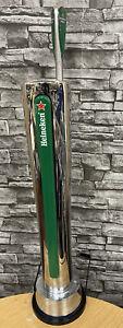 Heineken Beer Font Pump Tap Man Cave Home Bar
