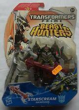 Transformers Prime Beast Hunters Deluxe Class Starscream MOSC