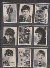 Beatles First Series of 60 cards A&BC GUM CARDS