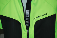 Northwave Reload Jacket Size S, Yellow Fluo, black, Cycling wear, Winter,bicycle