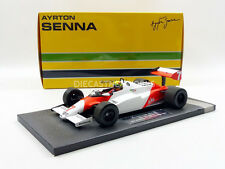 Minichamps McLaren Ford MP4/1C Test Silverstone 1983 Senna #7 1/18 New LE of 600