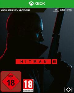 Hitman 3 uncut inkl. Series XS Upgrade (Xbox One)