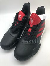 Adidas TMAC Millenium Men's Basketball Shoes Red Black G26952 Size 8 NEW