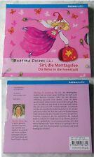 Martina Dierks: Siri/Reise in die Feenstadt .. CD OVP