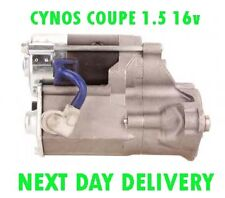 TOYOTA CYNOS COUPE 1.5 16v 1995 1996 1997 1998 1999 NEW RMFD STARTER MOTOR