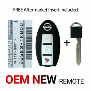 etc Cube FCC ID: CWTWB1U751 IC: 1788D-WB1U751 RemoteOverstock for OEM Factory Original Remote Key Fob for Nissan Keyless Entry Car Uncut Ignition Replacement for 2014-2017 Versa Rogue Juke NV1500 NV200