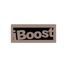 iBoost boost JDM Drift Decal Sticker Subaru Toyota Honda