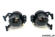 BMW 5 SERIES E60 E61 M5 FOGS FOG LIGHTS LAMPS M5 SPORT SET WITH BULBS PAIR NEW