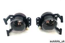 BMW E60 E61 5ER 2003-2010 FOG LAMP LAMPS LIGHT LIGHTS N/S LEFT + O/S RIGHT PAIR