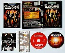 2-DVD Superbit Deluxe CHARLIE'S  ANGELS englisch OVP Diaz/Barrymore/Lucy Liu