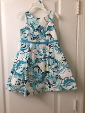 Janie and jack dress floral size 3 party dress