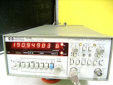 HP5316B, Tischgerät, 2-Ch, kalibriert, TOP Frequenzzähler von Hewlett Packard !