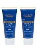 Loreal Sublime Slim Anti-cellulite Body Toning Gel, Night Time - 5 Oz (2 Pack)