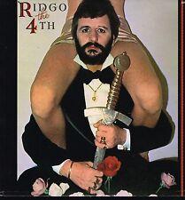 "LP 12"" 30cms: Ringo Starr: the 4th. polydor. B6"