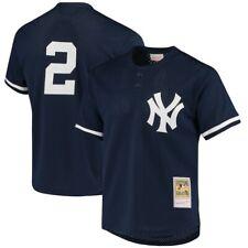 Derek Jeter New York Yankees Mitchell Ness Cooperstown Collection 1995 Bp Джерси