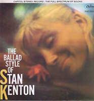 Stan Kenton - The Ballad Style Of Stan Kenton – EMS 1248 - LP Vinyl Record