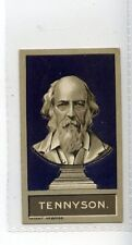 (Jd7819) PHILLIPS,BUSTS OF FAMOUS PEOPLE,TENNYSON,1907,#40