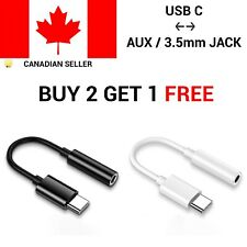 USB C 3.1 Type C to 3.5mm Headphone Jack Aux Adapter Cable For Pixel 2 Oneplus