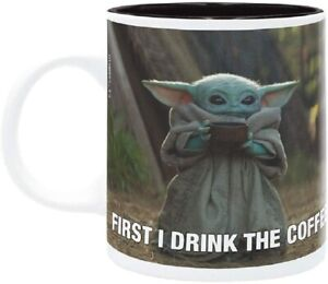 The Mandalorian - Tasse - Baby Yoda - Kaffeebecher The Child - Star Wars Mug