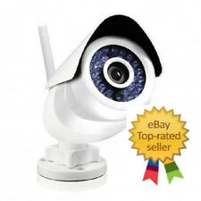 Swann ADS-466 Indoor & Outdoor Wi-Fi Security Camera with Smart Alerts